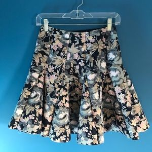 Floral Skirt by Lauren Conrad